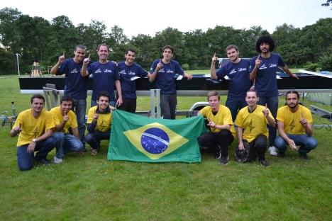 Solar Brasil e Vento Sul no DONG Energy Solar Challenge